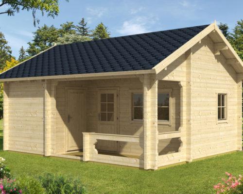 Hiša s Savno Karina