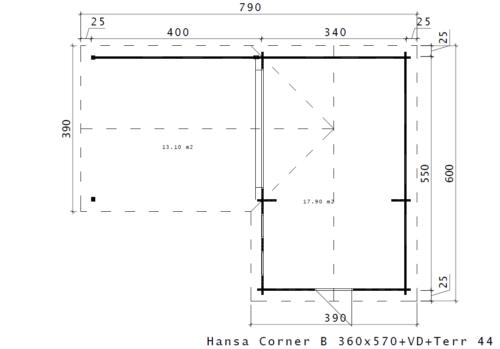 načrt hiške 7
