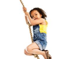 plezalna vrv punčka