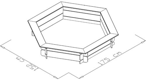 lesen peskovnik načrt